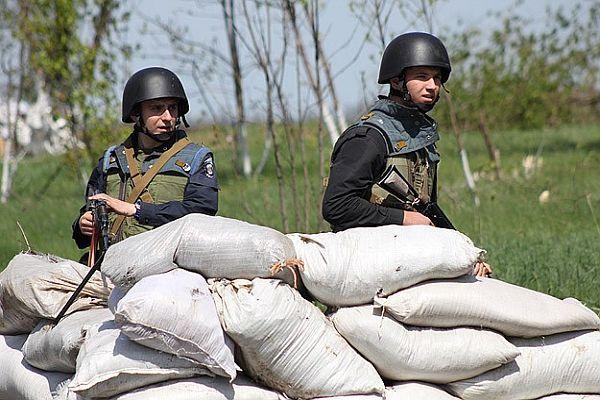 Ukrayna ordusu Slavyansk'ta operasyon başlattı