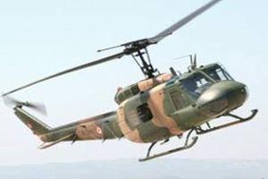 Helikopter düştü iddiaları asılsızsız çıktı