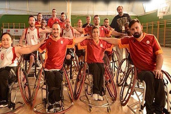 Engelsiz aslanlar beşinci kez Avrupa şampiyonu