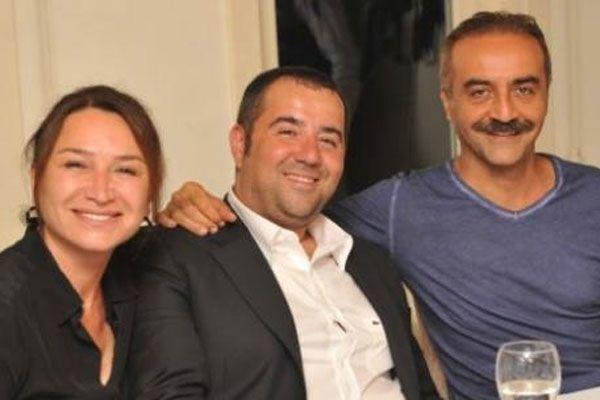 Ata Demirer yeni albümünü kutladı