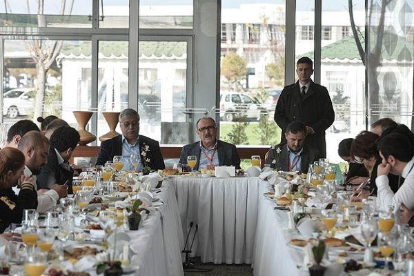 Atalay, 'En büyük darbeyi HDP aldı'