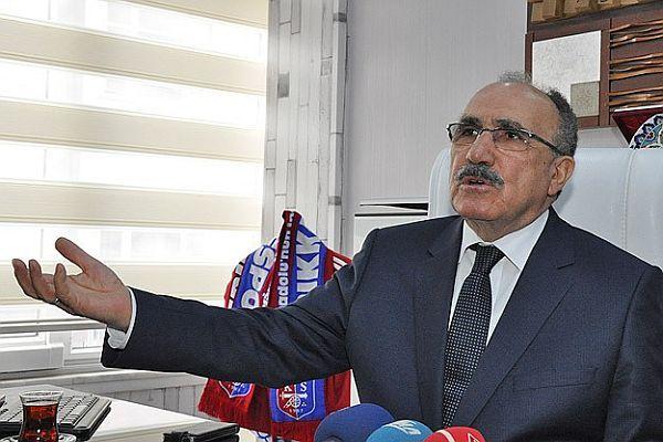 Atalay, 'Seçilecek cumhurbaşkanı siyasetin dışından olmayacak'