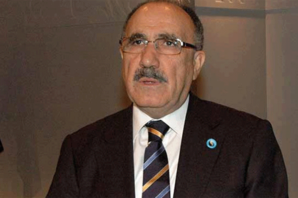 Beşir Atalay'dan Anayasa Mahkemesi'ne eleştiri