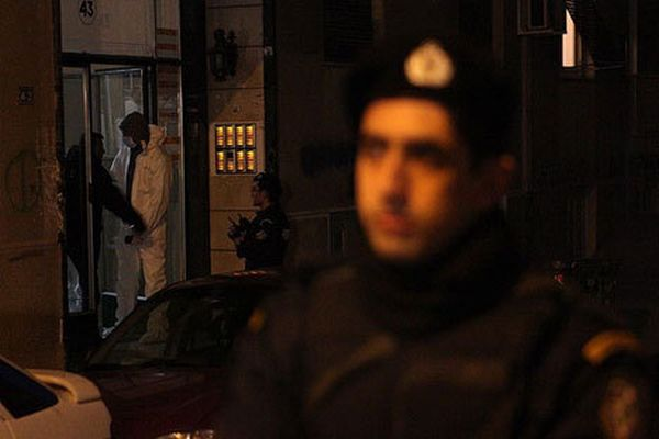 Atina'da 4 Türk vatandaşına 'terör' suçlaması