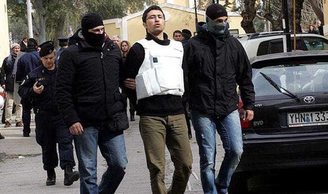 Yunanistan'da DHKP-C üyesi 4 Türk vatandaşı tutuklandı
