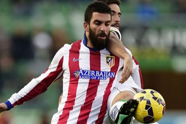 Atletico Madrid Elche'yi rahat geçti