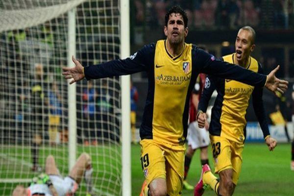 Milan Atletico Madrid maçı özeti golleri izle
