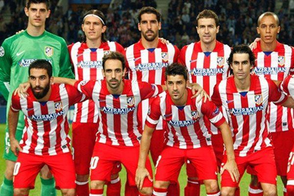Atletico Madrid Barcelona maçına Soma tişörtlüyle çıkacak