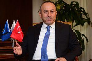 Çavuşoğlu, 'Brüksel ziyareti başarılı geçti'