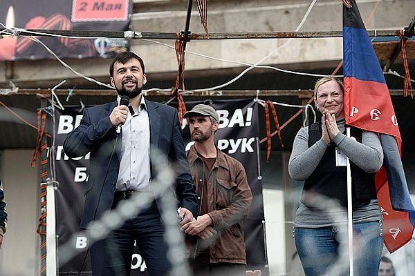 Ukrayna'da ayrılıkçıların istediği oldu
