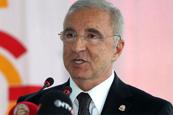 Galatasaray Başkanı Aysal'dan transfer açıklaması