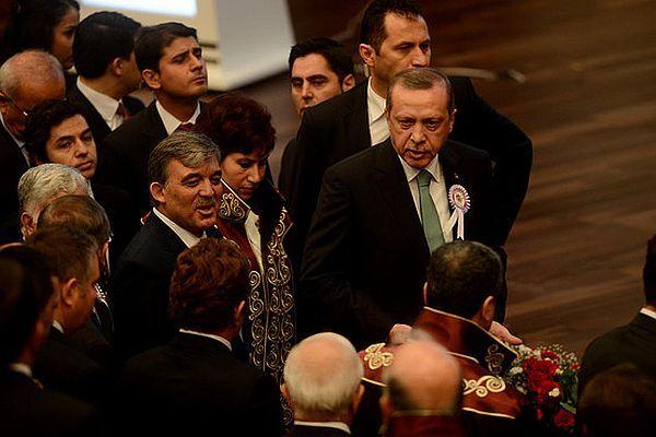 Başbakan Erdoğan'ın Feyzioğlu'na tepkisi akıllara 'Van Minüte' getirdi