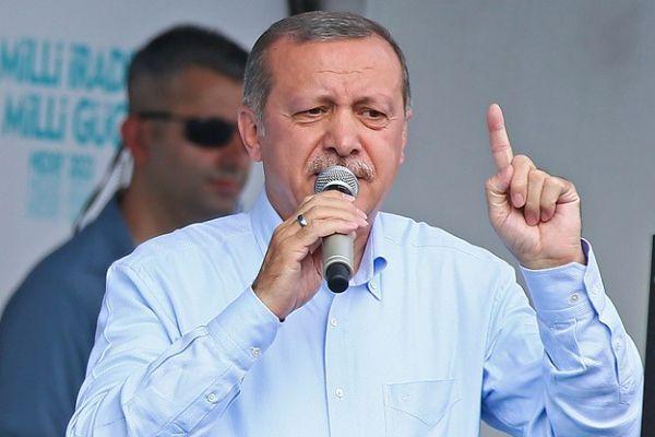 Erdoğan, '10 Ağustos'ta eser ve hizmet siyaseti kazanacak'