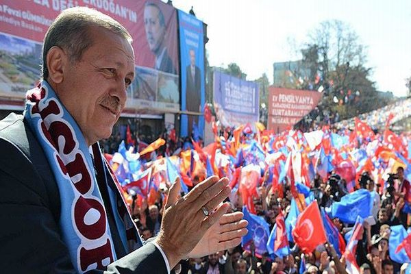 Başbakan Erdoğan'dan İdris Naim Şahin mesajı