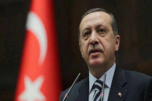 Başbakan Erdoğan'a çok özel tören!