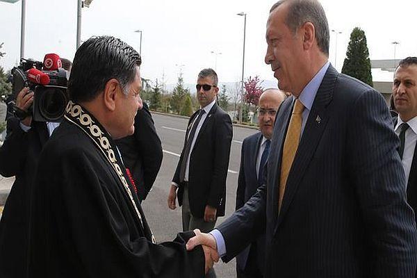 Başbakan Erdoğan'dan, Haşim Kılıç'a mesaj
