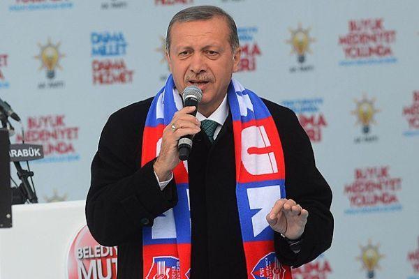 Başbakan Erdoğan Karabük'te halka seslendi