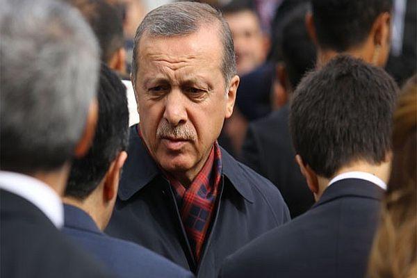 Başbakan  Erdoğan'ın danışmanı ölümden döndü