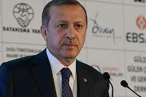 Erdoğan Milli İrade Platformu'nun yemeğine katıldı