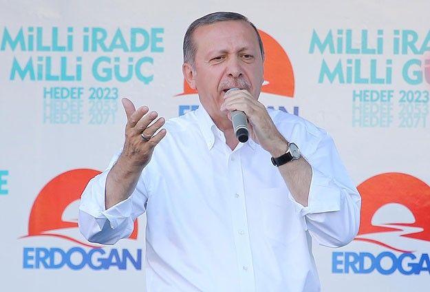 Erdoğan, 'Kirli ittifakın bedelini ödeyecekler'