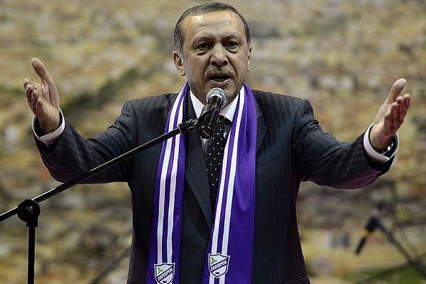 Erdoğan, 'Milletin huzurunda hesap soracağız'