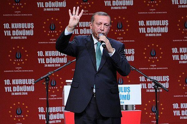 Erdoğan'ın Köln konuşması Alman basınının gündeminde