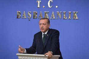 Erdoğan, 'babamızın oğlu olsa dinlemeyiz'