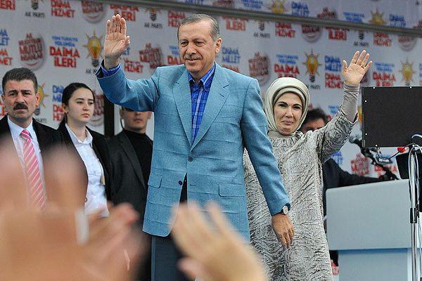 Erdoğan, 'Milleti hiçe sayanlar ittifak yapıyor'