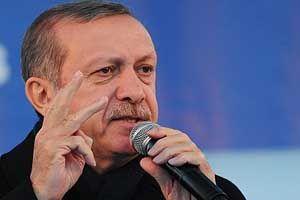 Erdoğan, 'Kirli tuzaklar kuran o elleri kırarız'