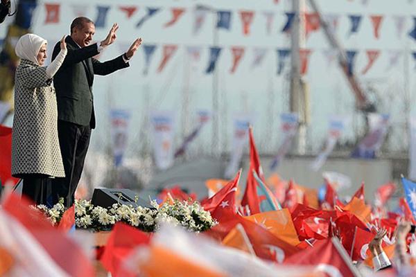 Başbakan Erdoğan, 2 milyon kişiye seslendi