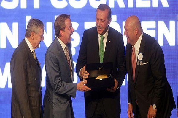 Koç'tan Başbakan Erdoğan'a teşekkür ilanı