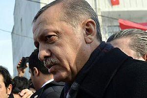 Başbakan Erdoğan, 'Sen kimsin haddini bil'
