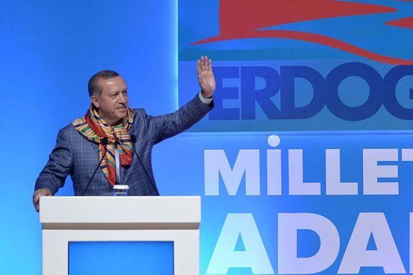 Erdoğan, 'Türkmenlerin iç siyaset malzemesi yapılması tehlikeli'