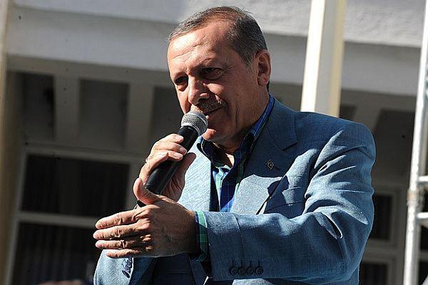 Erdoğan, 'Gerilim siyasetine prim vermeyeceğiz'