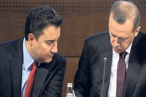 Ali Babacan gözyaşlarına hakim olamadı!