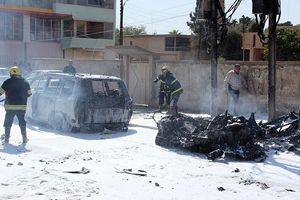 Bağdat'ta bombalı saldırılar, 16 ölü