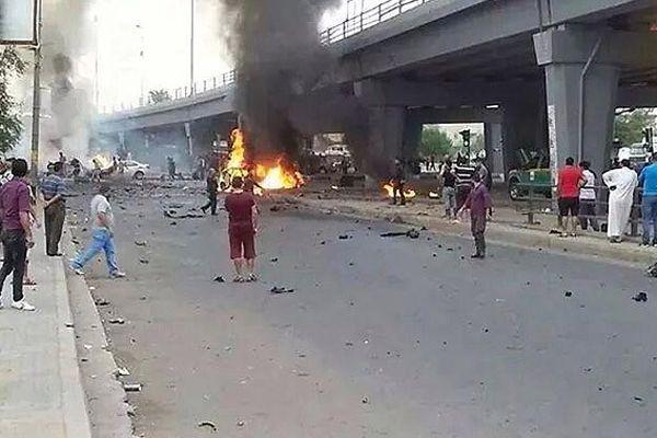Bağdat'ta bombalı saldırı, 20 ölü