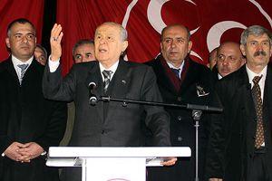 Bahçeli, 'MHP çatışmalardan uzak olmalıdır'