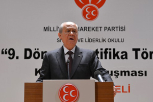Bahçeli, 'Hükümet HSYK'da çelişkiye düştü'