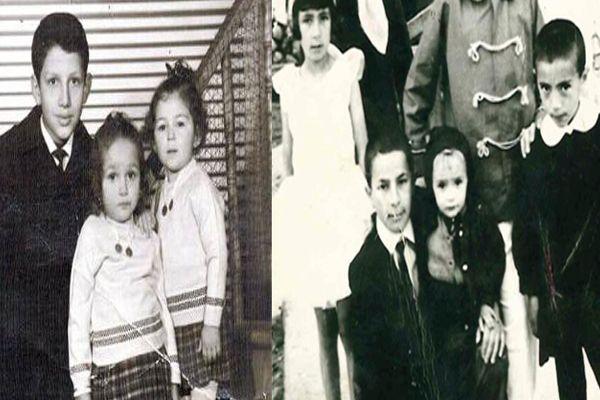 İşte bakanların çocukluk fotoğrafları
