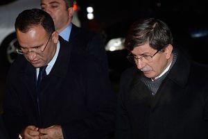 Erdoğan, bakan ve milletvekilleri ile yemek yedi
