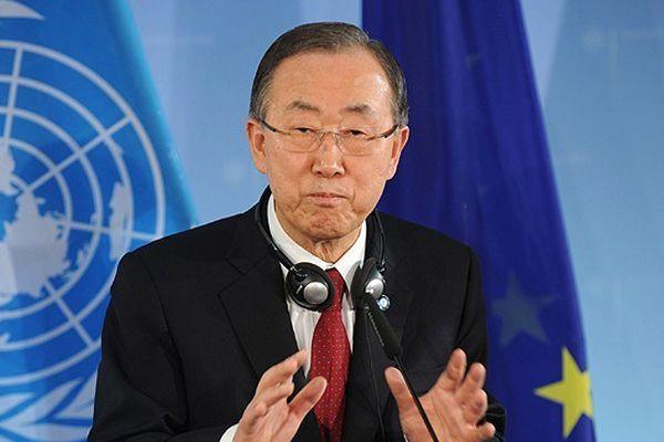 Ban, Suriye'de sivil halka yapılan saldırıları kınadı