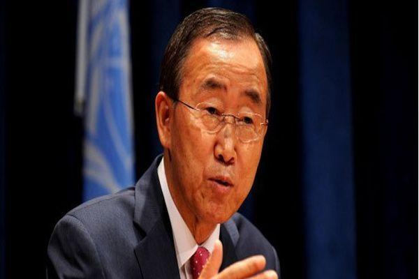 BM Genel Sekreteri Ban'dan Ukrayna uyarısı