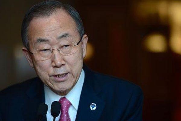 Ban Ki-Mun İsrail'i savundu, Hamas'ı kınadı
