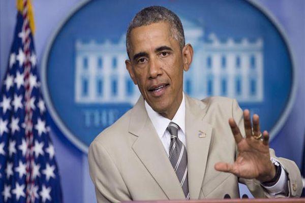 Obama'nın kıyafet seçimi olay oldu!