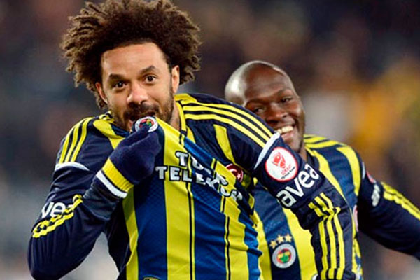 Baroni Fenerbahçe'ye veda ediyor
