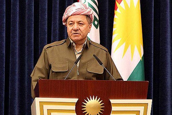 Barzani, 'Kendi hakkımızı tayin etme hakkına sahibiz'