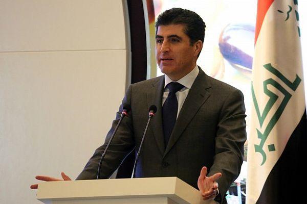 Barzani, 'Günlük petrolü 500 bin varile çıkarmak istiyoruz'