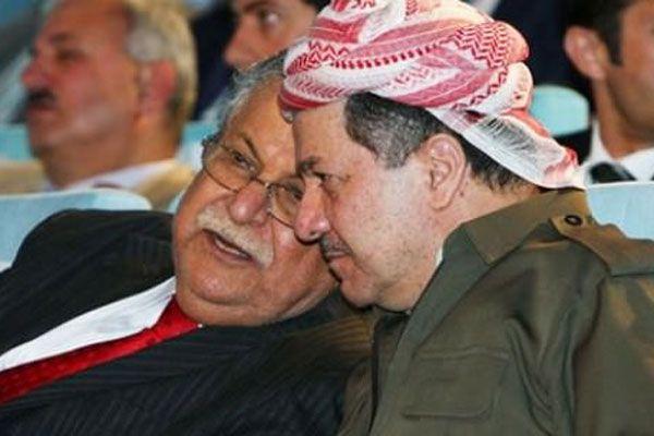 Barzani ve Talabani'ye Irak'ta büyük şok
