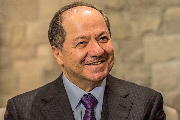 Barzani, Suriye muhalefetinin temsilcilerini kabul etti